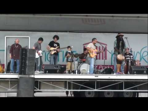 Danny Salazar y Trova Urbana-Hands Together In Flatrock Music Festival
