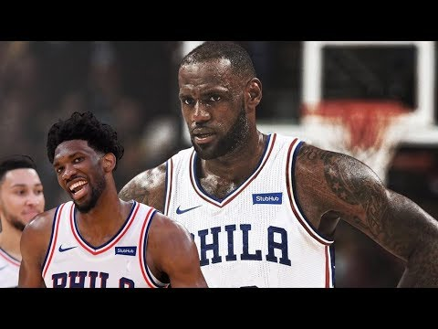 Lebron James Shares A BIG HINT That He's On His Way To The 76ers