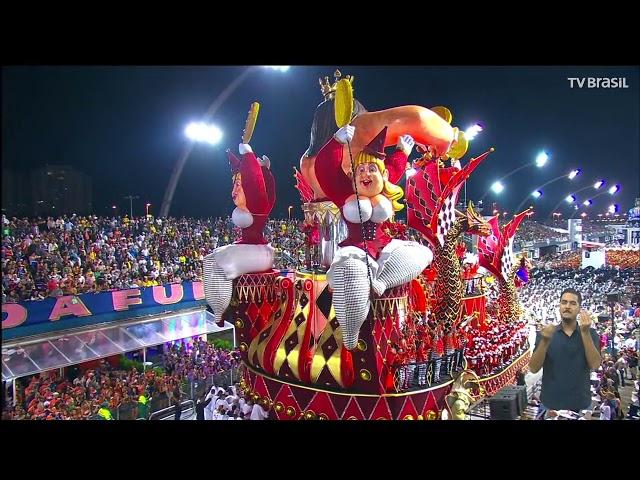 Confira resumo dos desfiles de sete escolas de samba de São Paulo