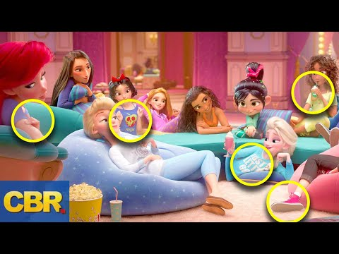 10 Easter Eggs From The NEW Wreck-It Ralph 2 Trailer You Totally Missed
