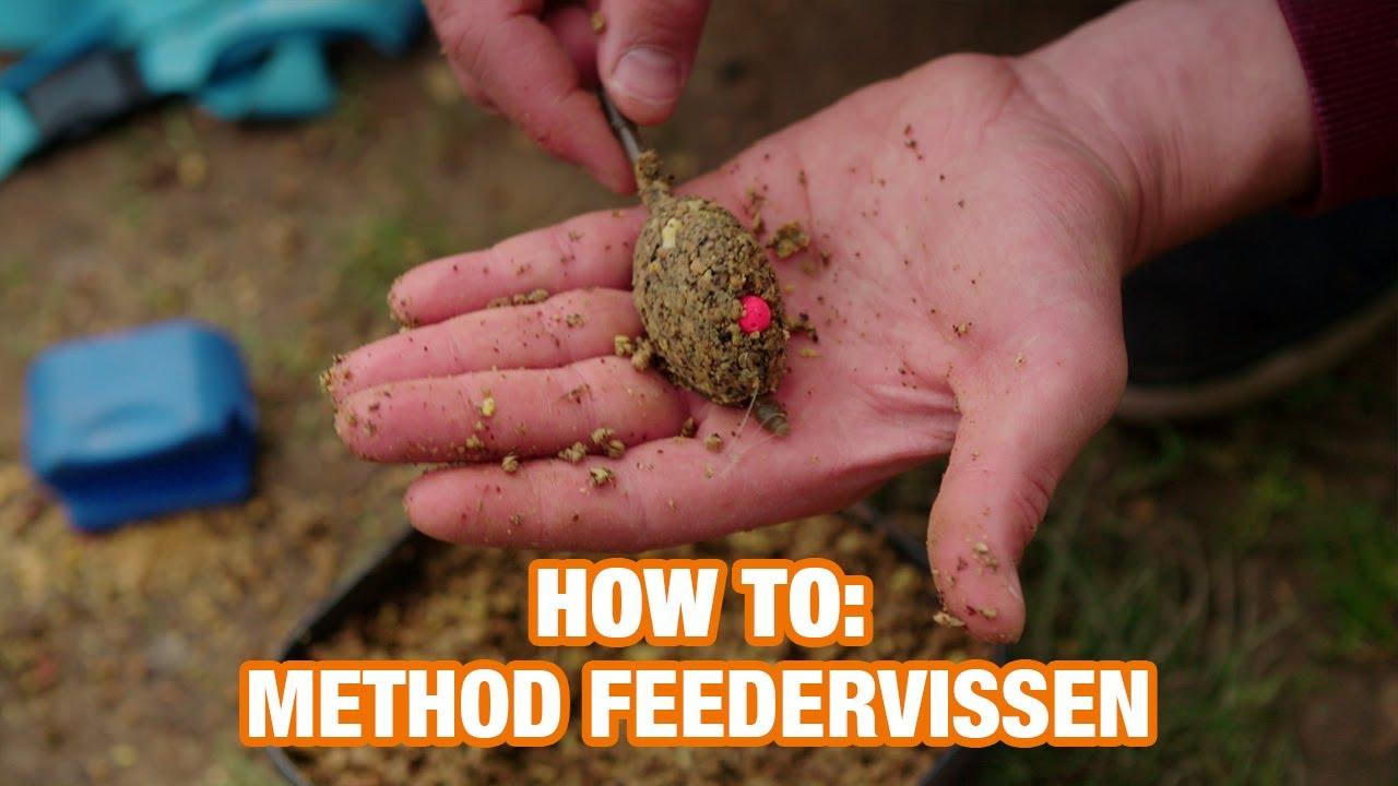 How To: Method Feedervissen - Vissen Doe Je Zo!