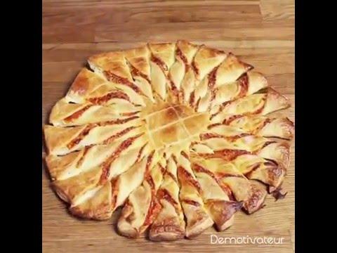 recette-tarte-feuilletée-salée