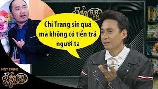 Ngọc Thuận gọi điện cho Tiến Luật mượn tiền \