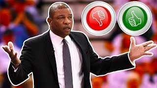 Is Doc Rivers A Good Or Bad Coach?