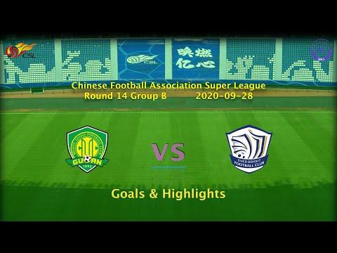 Beijing Guoan Shijiazhuang Goals And Highlights