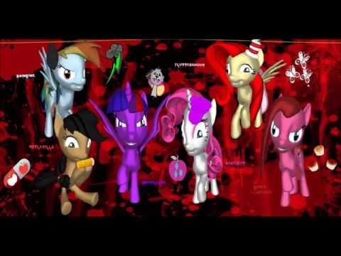 Elements of Insanity - 3D Pony Creator