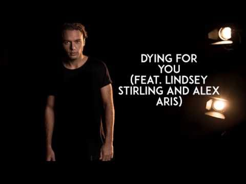 Dying for You - Otto Knows feat. Lindsey Stirling and Alex Aris (LYRICS)