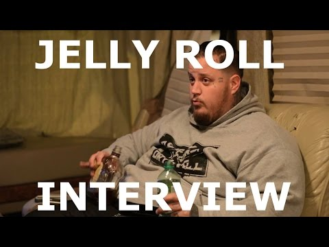 Jelly Roll Hangovers and Hot Chicken Interview - 2015 Faygoluvers EXCLUSIVE!