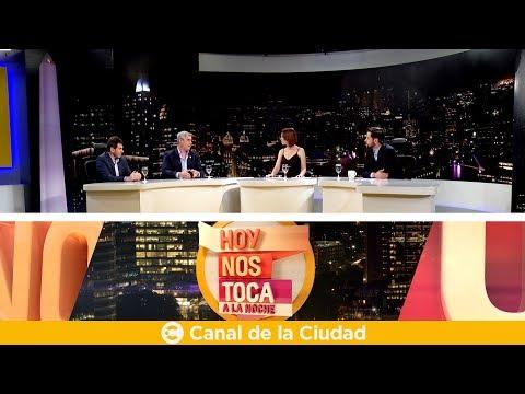 """<h3 class=""""list-group-item-title"""">La seguridad en alerta: Entrevista a Martín Durán y Juan Battaleme en Hoy nos toca a la Noche</h3>"""