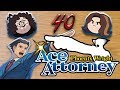 Phoenix Wright - 40 - Your Hot, Dead Older Sister