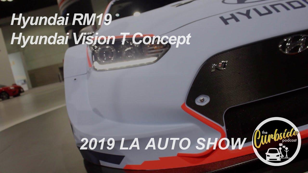 Hyundai RM19 and Vision T Concept - Moar Racecar Pls??