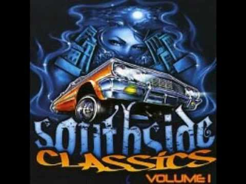 SouthSide Classics Vol 01 - DJ Terry R - The Funky Ass White Boy
