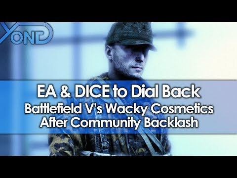 EA & DICE to Dial Back Battlefield V's Wacky Cosmetics After Community Backlash