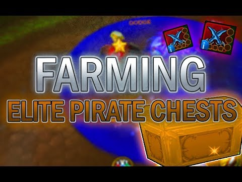 Arcane Legends | Farming Elite Golden Pirate Chests!