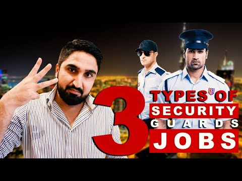 SECURITY GUARD JOBS IN  DUBAI | JOBS IN UAE FOR FRESHERS👮‍♂️👮‍♂️