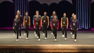 Sole Patrol - Standing Line - 2016 CCA Showdown