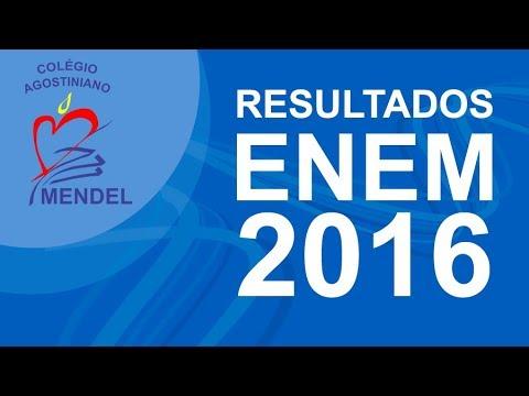 Enem: Resultado ENEM 2016 (ProUni)