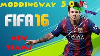 DOWNLOAD PATCH MODDINGWAY 5.0 FIFA 16 TURK DM