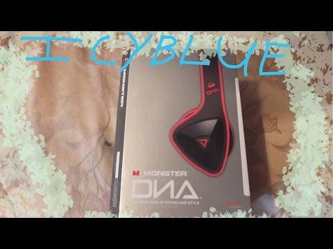 Unboxing Laser Pink Monster DNA Headphones
