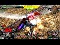 【格闘殺し】レイダーガンダム 中将【高画質 EXVSMBON 機動戦士ガンダム マキブオ…