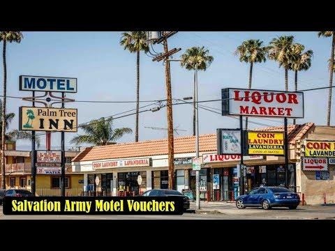 Salvation Army Motel Vouchers | Book Cheap Motels Near Me