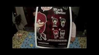 Funko POP Figure Review- Grell Sutclif from Black Butler