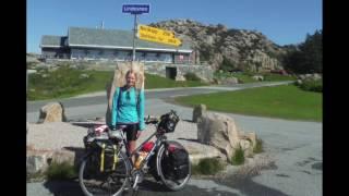 Bicycle Touring Norway, Nordkapp - Denmark (Part of EuroVelo 1)