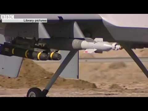 BBC News - Pakistan: Deadly 'US drone strike' in Waziristan