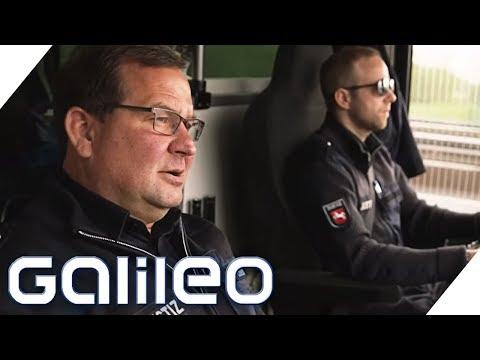 Reisebus für Häftlinge: Wie sicher ist ein Gefangenen-Transport? | Galileo | ProSieben