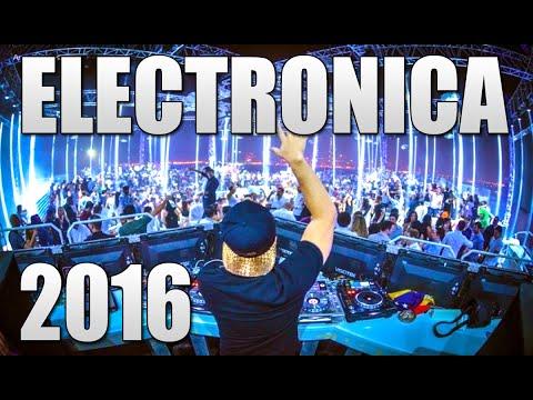 MUSICA ELECTRONICA ENERO 2016 Lo Mas Nuevo , Con Nombres