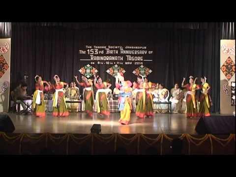 রবীন্দ্র জয়ন্তী ১৪২১, রবীন্দ্র ভবন জামশেদপুর , Tagore Society Jamshedpur 11th May 2014