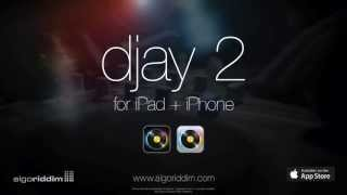 Introducing Djay 2 By Algoriddim The DJ app for iPad and iPhone.mp3