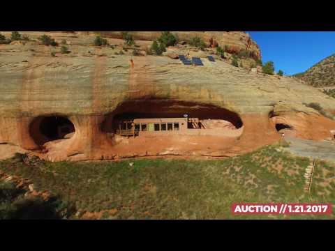Utah Cliff House // NEW AUCTION DATE! 2.11.2017