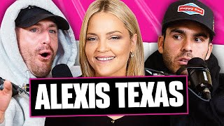 Alexis Texas and the Boys Plan Making a TAPE Together! | FULL SEND PODCAST