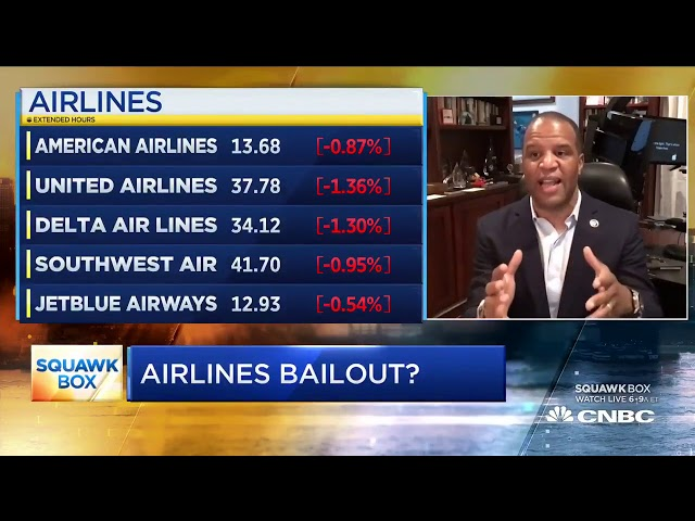 Should the Airlines Get a Bailout? We Discussed on