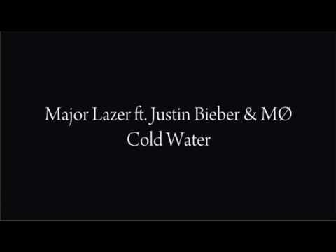 Major Lazer - Cold Water (feat. Justin Bieber & MØ) (Lyric Version)