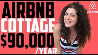 Gambar cover Airbnb Cottage Rental Business | $90,000 Annual Income