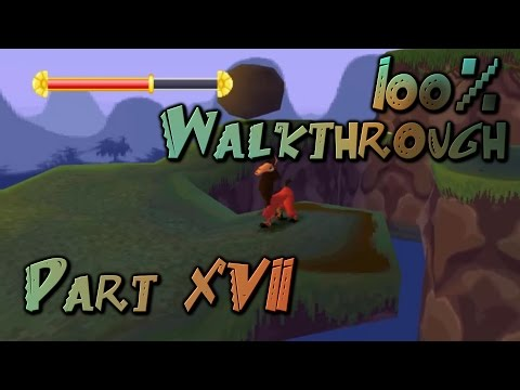 the-emperor's-new-groove-(ps1)-100%-walkthrough-part-17:-mountain-chapter-3