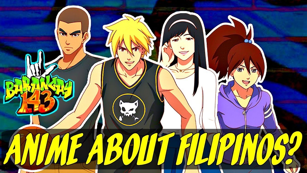 """""""Barangay 143"""": NEW Anime About the Philippines?!"""
