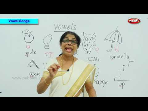Vowel Songs   Short Vowels   Fill in the blanks in English   kids educational videos preschool