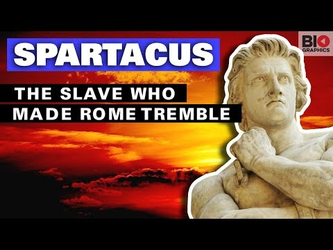 Spartacus: The Slave Who Made Rome Tremble