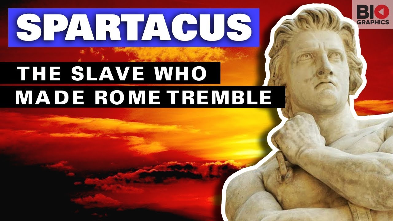 Download Spartacus: The Slave Who Made Rome Tremble