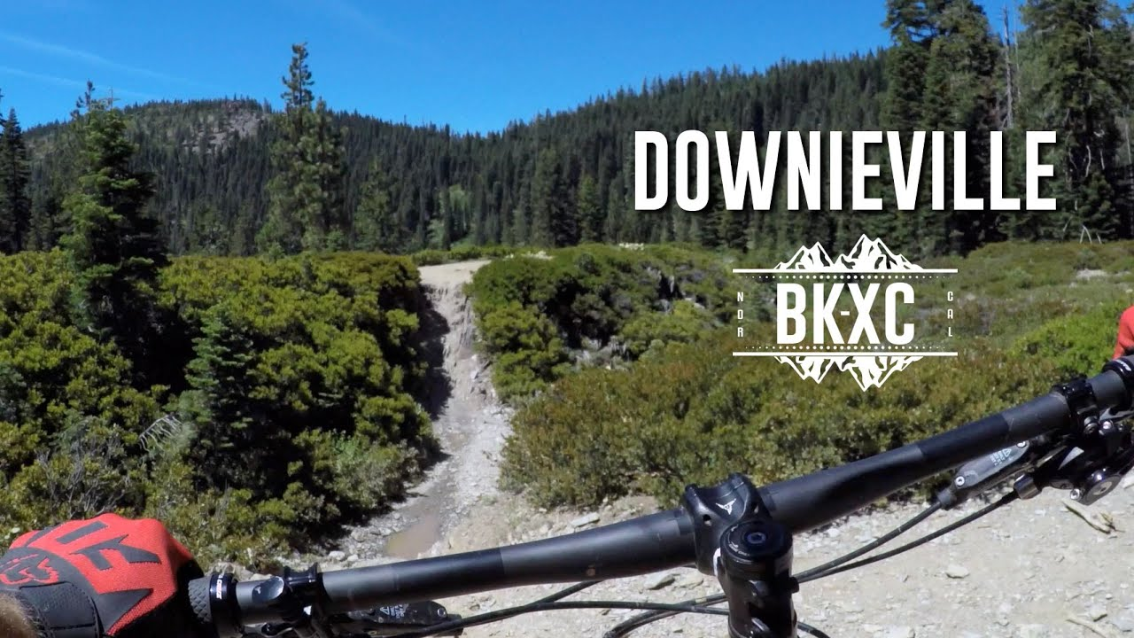 Mountain Biking in Downieville - Trail Guide - YouTube on