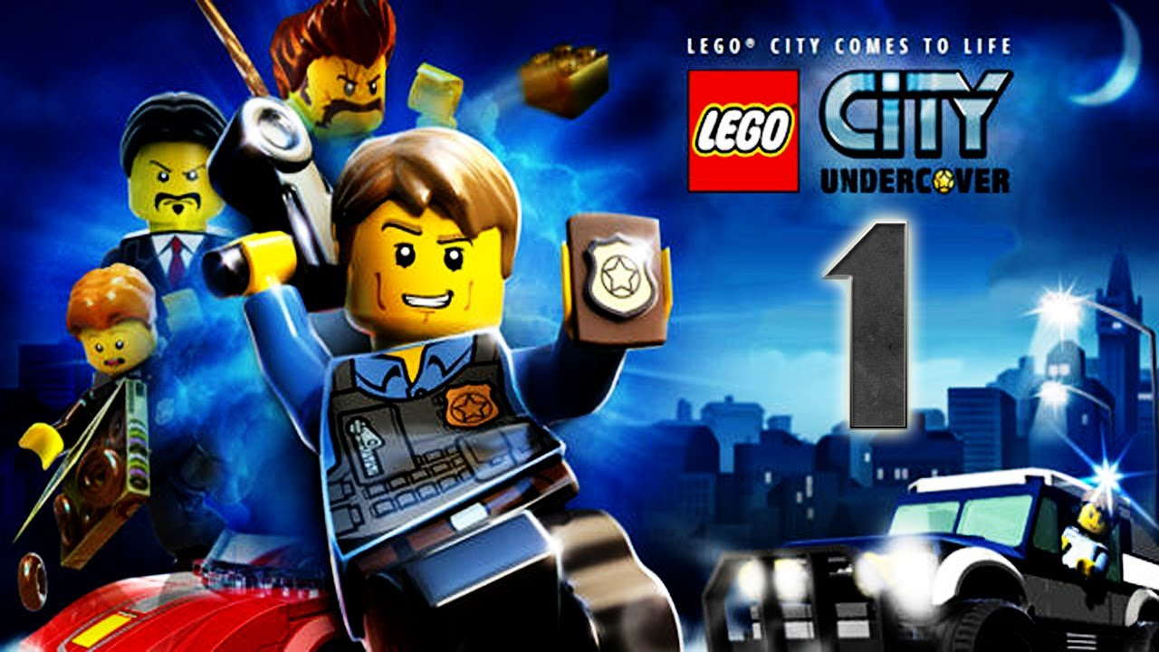 Lets Play Lego City Undercover Part 1 Polizeilegende Chase Mccain