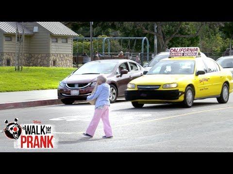 Worst Driving Instructor Ever | Walk the Prank | Disney XD