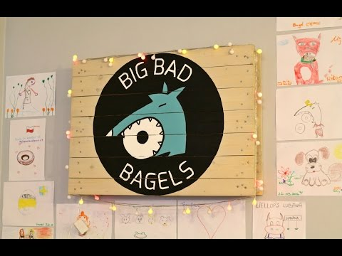 Big Bad Bagels. University of Latvia, Faculty of Humanities