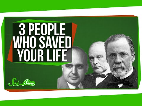 3 People Who Probably Saved Your Life