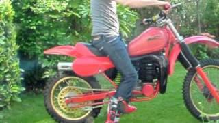 Maico 490, 1982 2 stroke Motocross