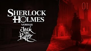 Sherlock Holmes vs. Jack the Ripper [01] » Mary Ann Nichols