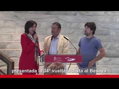 Presentada la 32 Edicion de la Vuelta Ciclista al Besaya